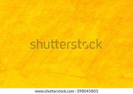 Yellow Paper Texture. Background Royalty-Free Stock Photo #398045803