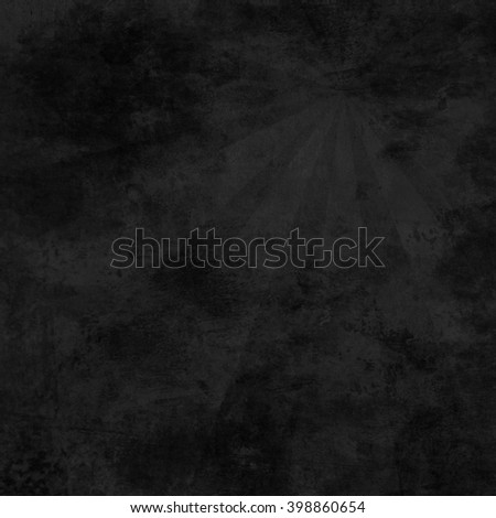abstract black background with rough distressed aged texture #398860654