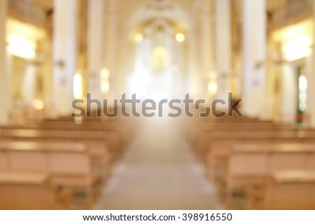 Burr church background.
