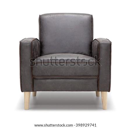 Leather Armchair #398929741