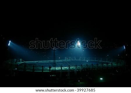 an image of stadium at night time #39927685