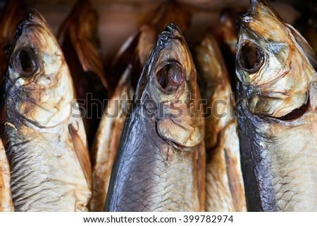 Dried fish #399782974