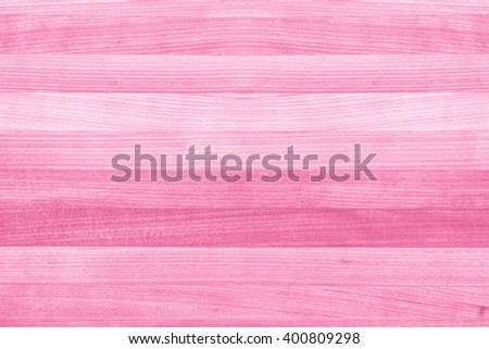 Pink painted wood board background texture