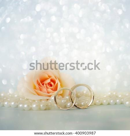 Wedding rings #400903987