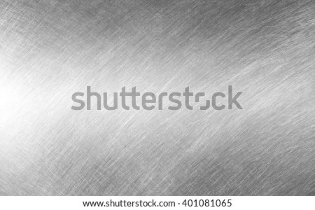 Stainless steel texture black silver textured pattern background. Royalty-Free Stock Photo #401081065