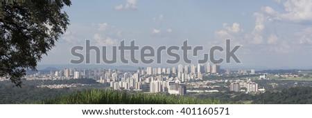 Landscape city (Ribeirao Preto - Sao Paulo - Brazil) #401160571