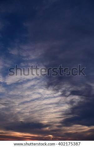Beautiful Sunset #402175387