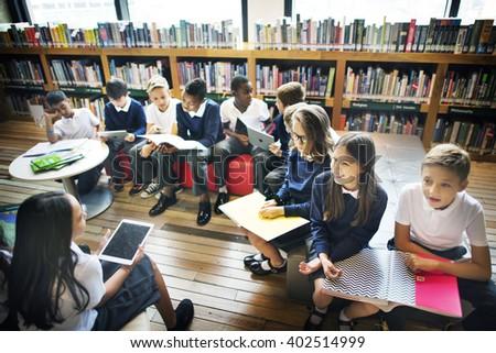Classmate Educate Friend Knowledge Lesson Concept #402514999