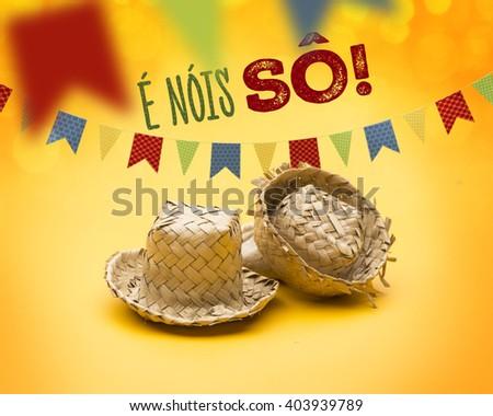 Delicious sweets for the Brazilian Festa Junina Party #403939789