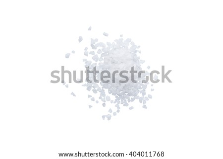 sea salt Royalty-Free Stock Photo #404011768