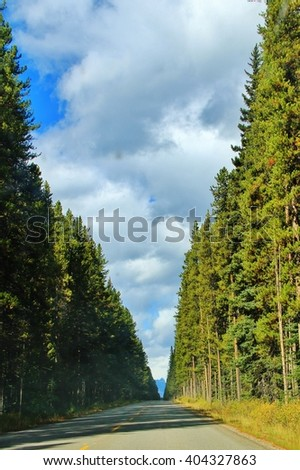 Banff , Alberta #404327863