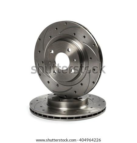 Disks brake Royalty-Free Stock Photo #404964226