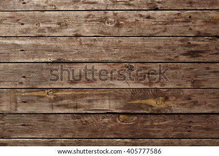 Old wood planks background. #405777586