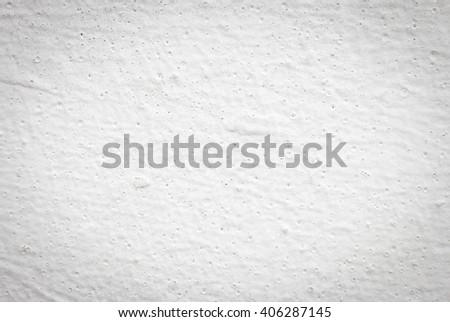 white concrete wall background. #406287145