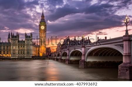 Big Ben Royalty-Free Stock Photo #407993692