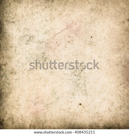 Abstract background of old paper. #408435211