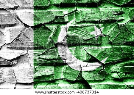 Pakistan flag #408737314