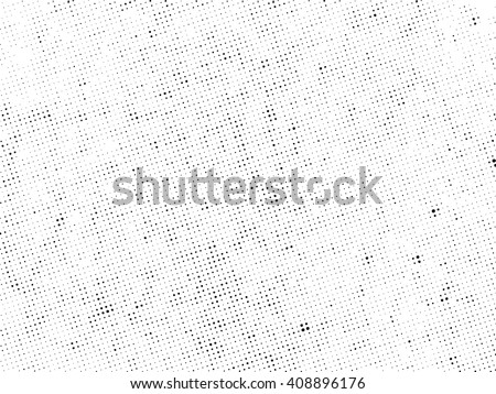 Grunge Texture. Simply Place illustration over any Object to Create Distressed Effect. Vector. #408896176
