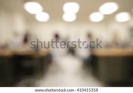 medical blurred background #410415358