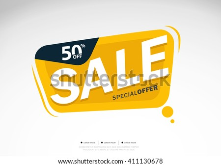 Super Sale and special offer. 50% off. Vector illustration.Theme color. #411130678