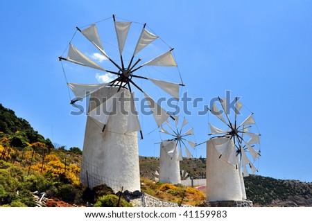 Wind mills. #41159983