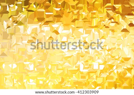 Abstract gold creative background #412303909