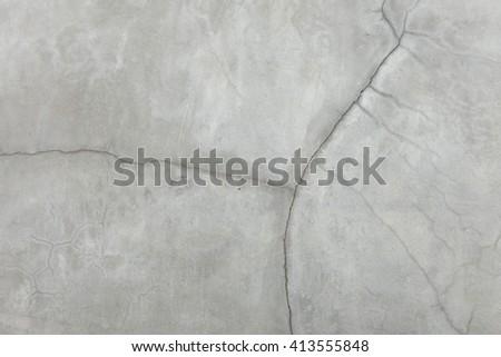 Broken cement in loft style  #413555848