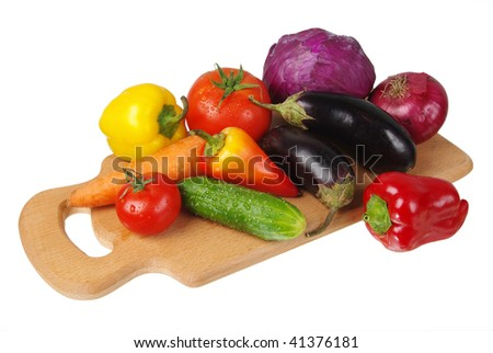 All kinds of vegetables #41376181