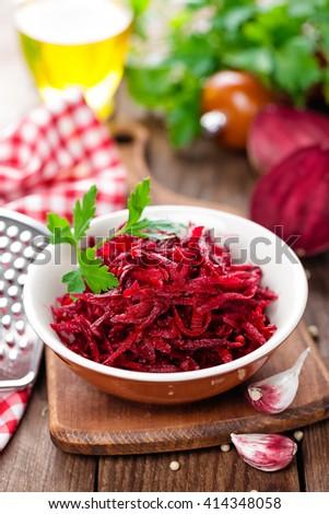 beet salad #414348058