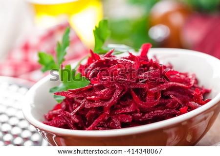beet salad #414348067