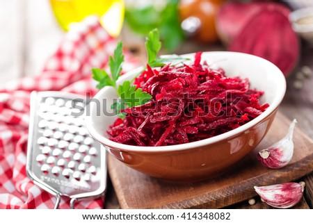 beet salad #414348082