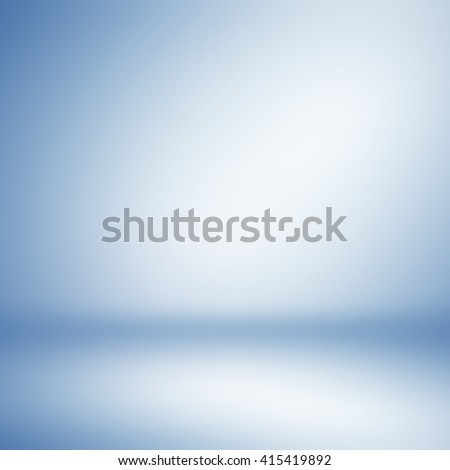 Abstract illustration background texture of beauty dark and light clear grey, gradient flat wall and floor in empty spacious room #415419892