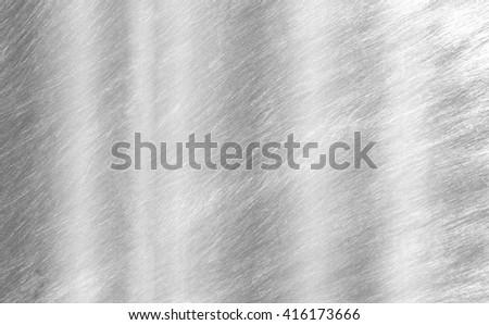 Sheet metal silver solid black background industry. #416173666