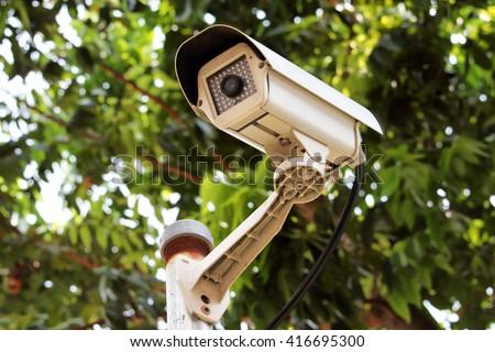 cctv camera #416695300