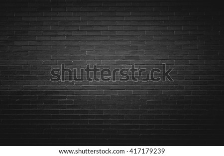 Black brick wall background #417179239