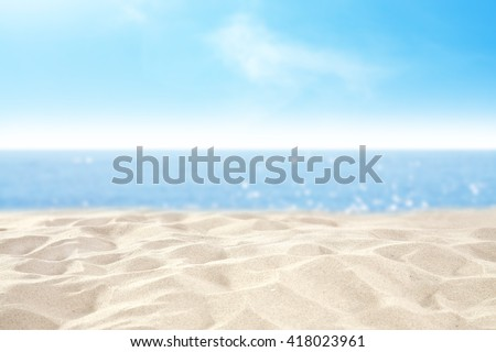 yellow sand  #418023961