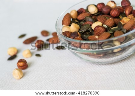 Nuts #418270390