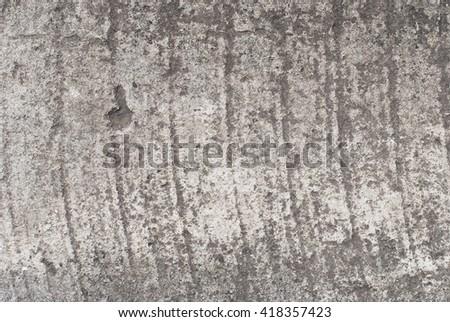 Grey concrete grunge background texture pattern #418357423