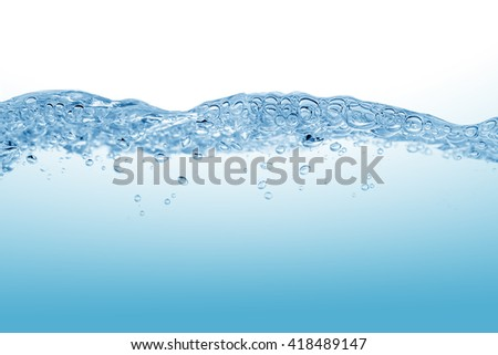 Water,water splash isolated on white background #418489147