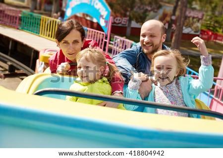 Amusement Royalty-Free Stock Photo #418804942