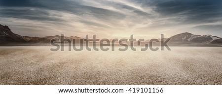 Desert landscape  #419101156