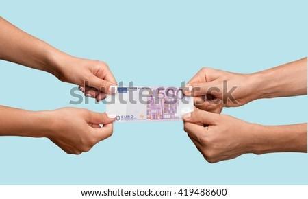 Human Hand. #419488600