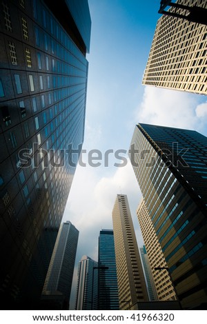 spectacular building #41966320