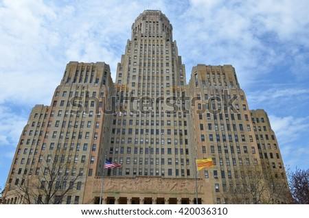 Buffalo, New York State, USA