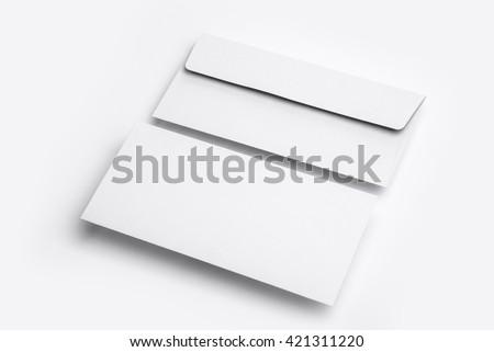 envelope design Royalty-Free Stock Photo #421311220