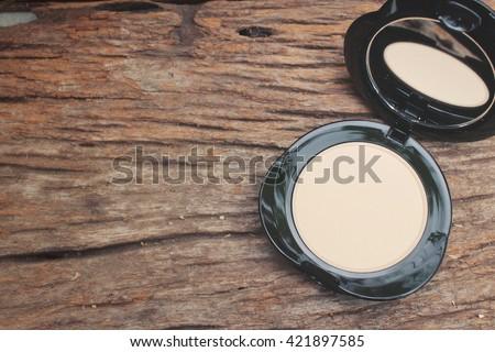 Makeup powder #421897585