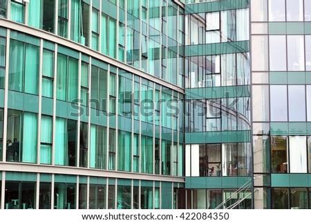 Modern building #422084350