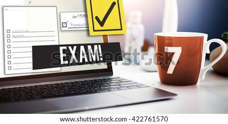 To Do List Organize Checklist Word Concept #422761570