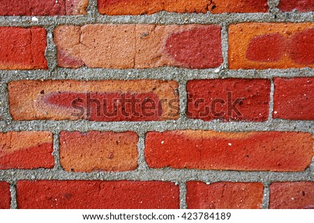 Background of brick wall texture #423784189