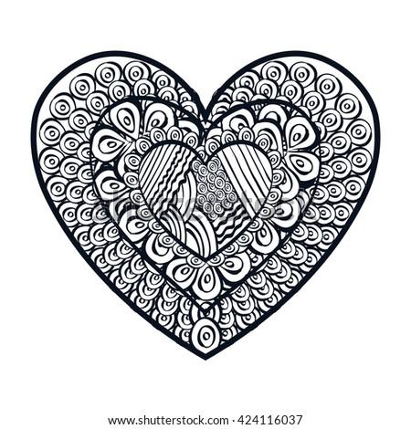 heart love design  #424116037